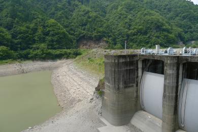 水窪ダム2