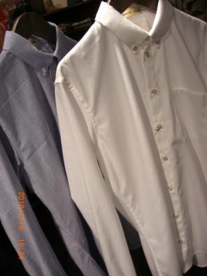定番の白シャツs1