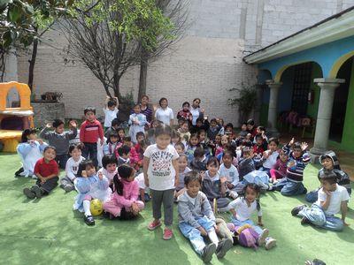 幼稚園ラスト