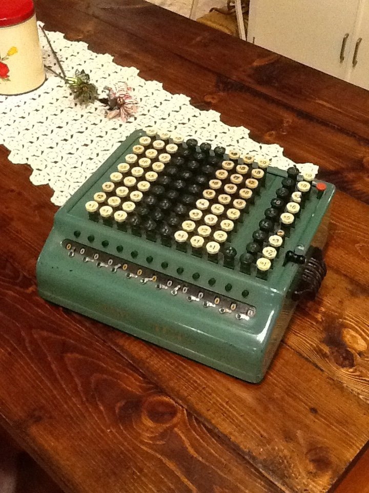 Sumlock 計算機 ディスプレイ