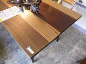 Re-design 古木 テーブル ペイント