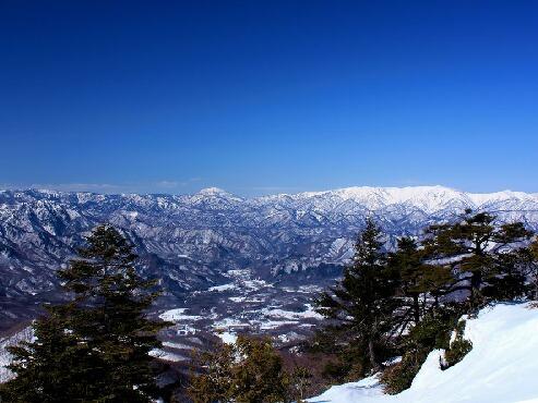 たかつえ山頂(