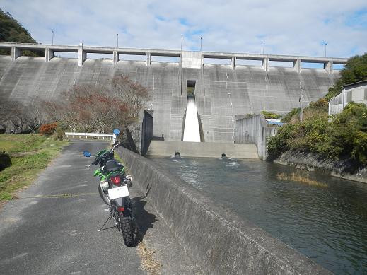 20141103_八塔寺川ダム4