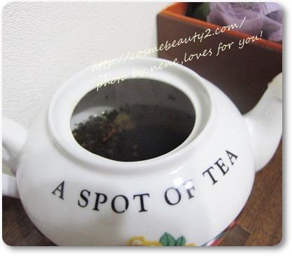 ダイエットにお茶