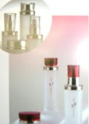 化粧品容器の加工例