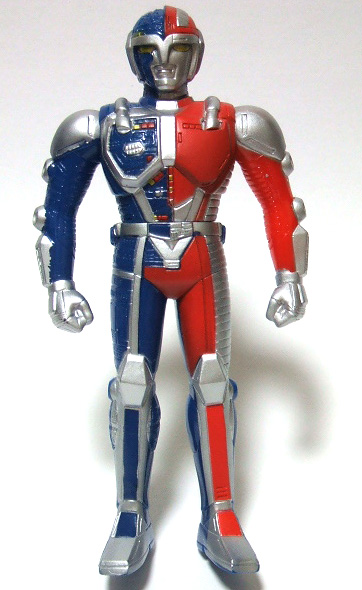 Henshin Hero Series  Metalder