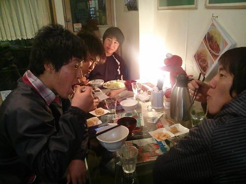ごはんブログ 増子3