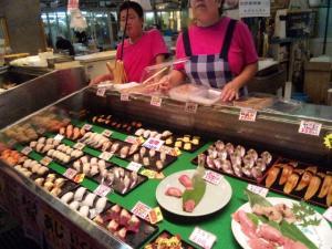 唐戸 寿司