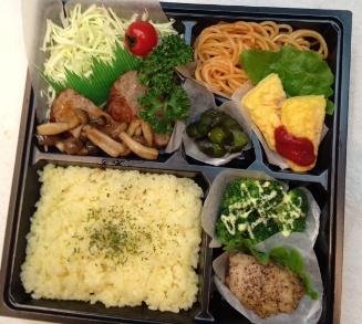 洋食お弁当