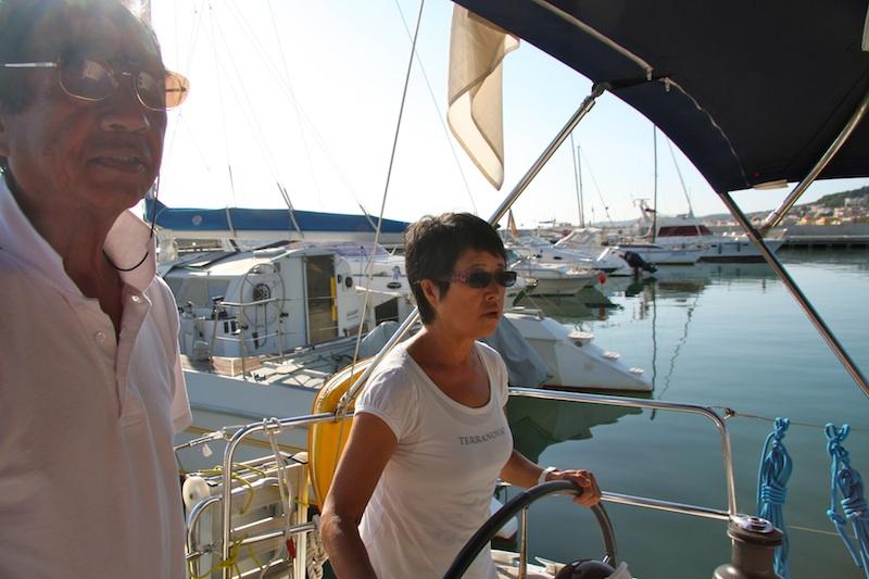ヨットで世界漫遊2