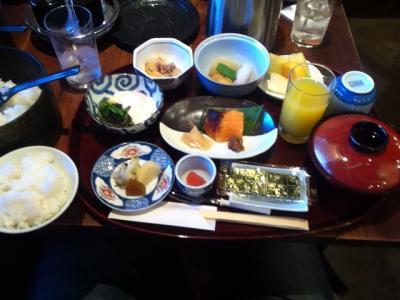 121015朝食