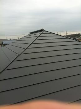 12324屋根完成