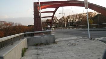 034花見川CRです、弁天橋