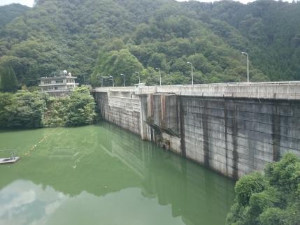 2014/08/27 菅生ダム