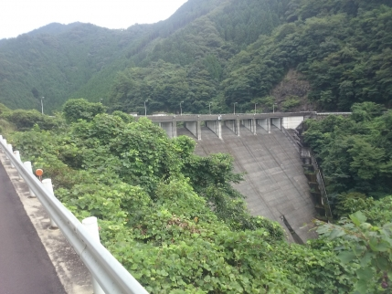 2014/08/27 安富ダム