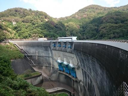 2014/09/23 天ヶ瀬ダム