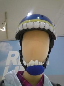 子供用ヘルメット クレージースタッフ