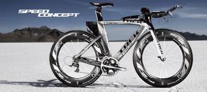 トレック スピードコンセプト TTバイク