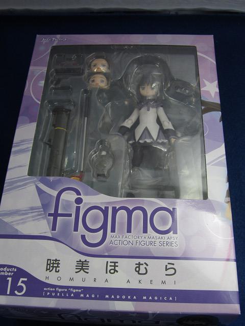 figma暁美ほむら0001