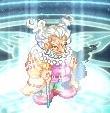 昔の羊肉姫