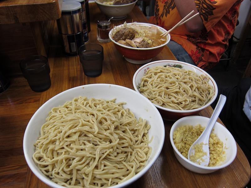 itjiroさんの麺と比べて三田♪