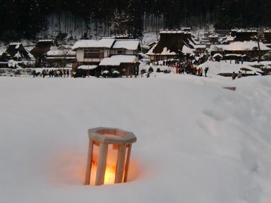 北村雪景色Ⅱ