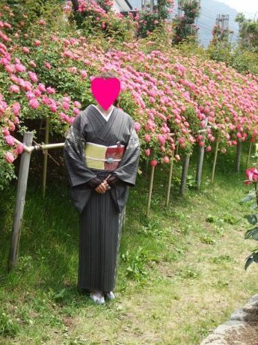 薔薇まつり1
