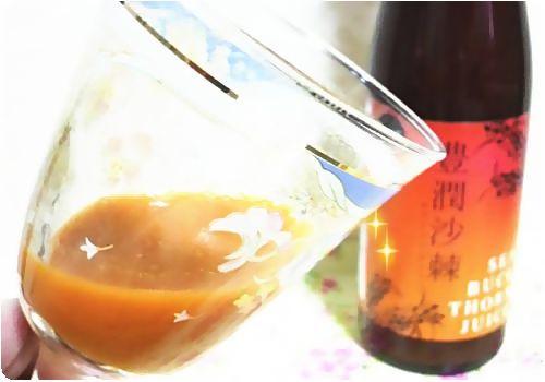 黄酸汁 豊潤沙棘マイルド (サジージュース)