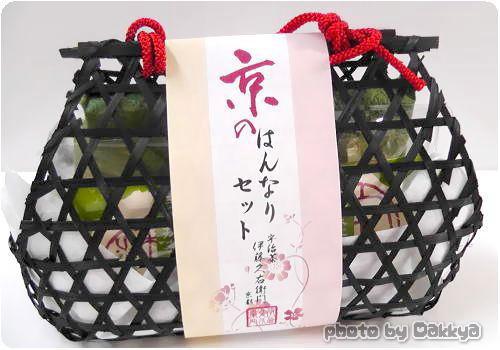 京都宇治の老舗『伊藤久右衛門』の抹茶スイーツ 京のはんなりセット
