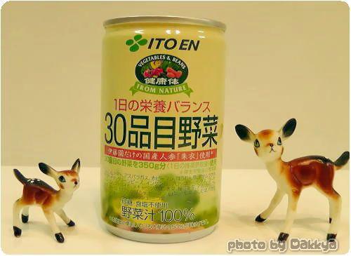 伊藤園 30品目野菜ジュース