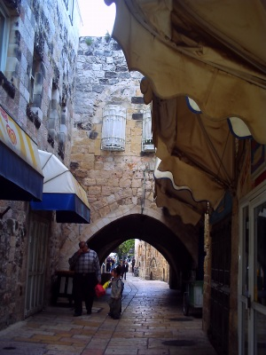 エルサレムの朝