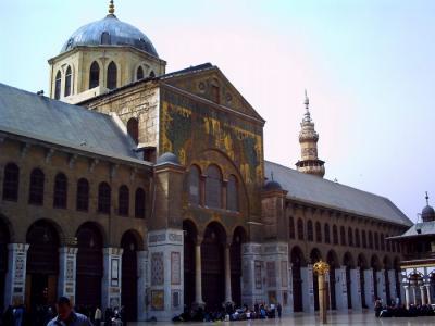 ウマイヤドモスク