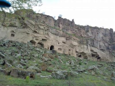 モンクの洞窟