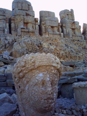 アンティオコス1世の墳墓