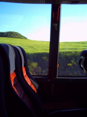 トルコの長距離バス