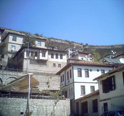 サフランボルの家