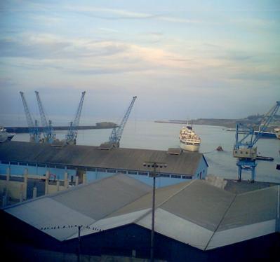 トラブゾンの港