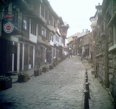 ヴェリコの街角