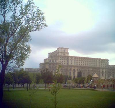 チャウシェスクの館