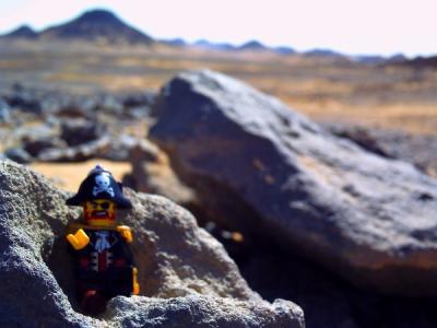 黒砂漠のキャプテン