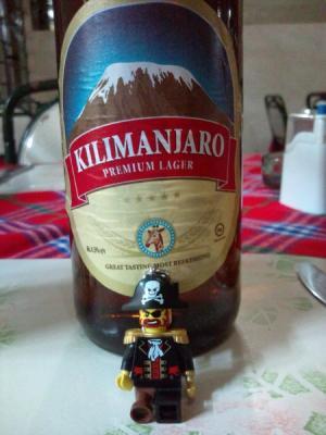 キリマンジャロビール