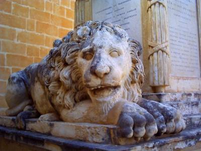 マルタのライオン
