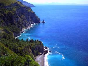 アマルフィ 海岸