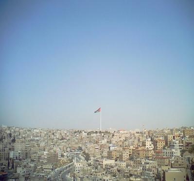 ヨルダンの大国旗