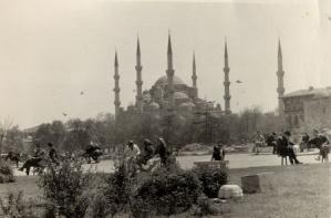 祖父の見たブルーモスク