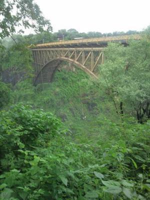 バンジージャンプ橋