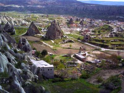 ギョレメ村