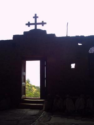 エチオピア十字