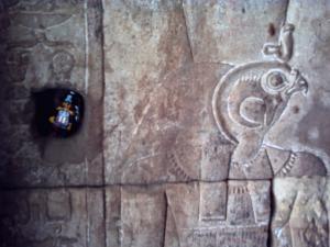 ホルス神殿にて 1