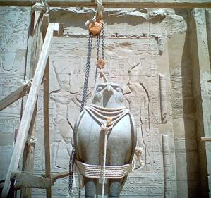 ホルス神殿にて 3